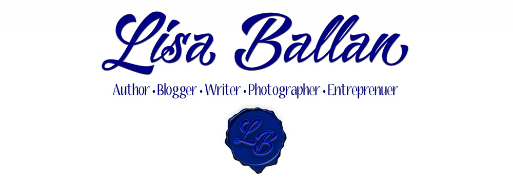 Lisa Ballan Author Photographer